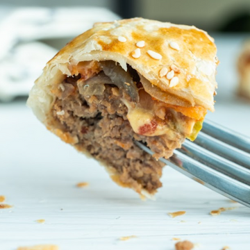 Parviz Bakery®Burger Pie - 6 Packs