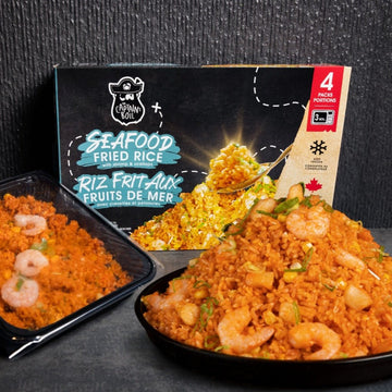 The Captain's Boil® The Captain's Seafood Fried Rice - 2 Boxes
