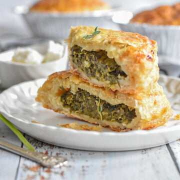 Parviz Bakery®Spinach & Feta - 8 Packs