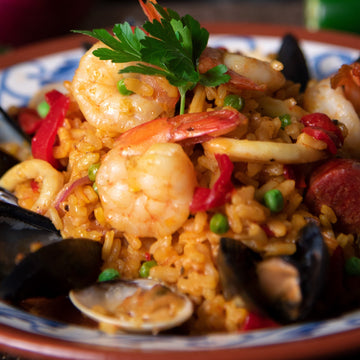 Bloom Restaurant® Seafood Paella - 1lb
