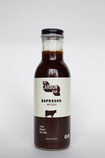 The Carbon Bar® Espresso BBQ Sauce