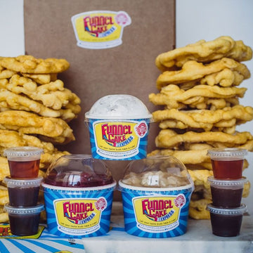 Funnel Cake Express® Holiday Variety Kit - 8 pcs.