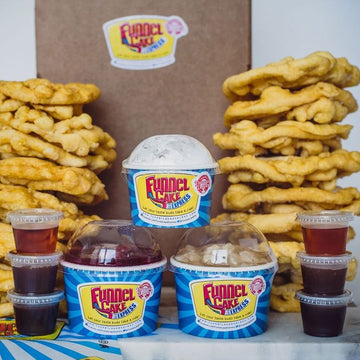 Funnel Cake Express® Holiday Variety Kit - 4 pcs.