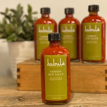Tabule® Signature Harissa Hot Sauce 237ml