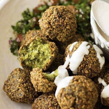 Chef Harwash® Fresh Falafel Mixture