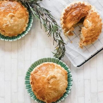 Parviz Bakery®Beef Stew Pie - 6 Packs