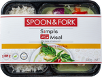 Spoon & Fork® Green Curry Chicken 530g