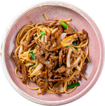 Spoon & Fork® Peppercorn Beef Spaghetti - 4 portions