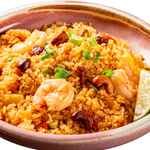 Spoon & Fork® Pineapple Shrimp & Chicken Fried Rice