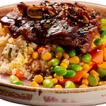 Spoon & Fork® Beef Short Rib with Fried Rice - 4 portions