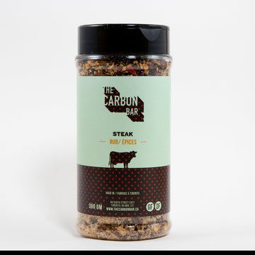 The Carbon Bar®Steak Spice
