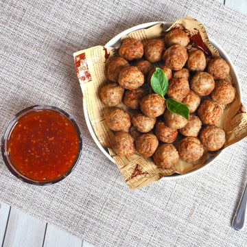 Basil Box® Thai Beef Meatballs