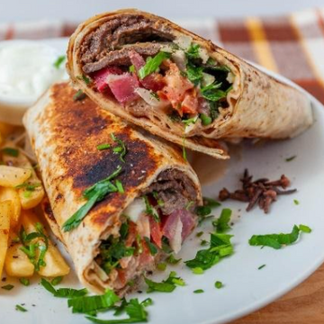 Chef Harwash® Beef Shawarma