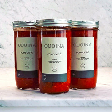Buca® Home Pomodoro Sauce - 750ml x 3 bottles