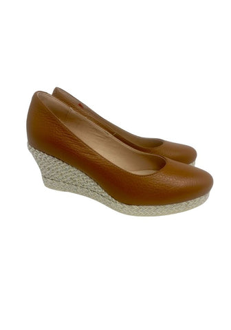Patent Nude High Heel