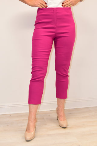 Neon Pink Trousers
