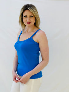 Plain Royal Blue Vest