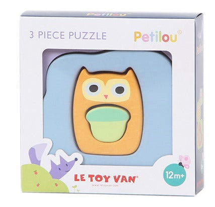 Owly Woo Puzzle