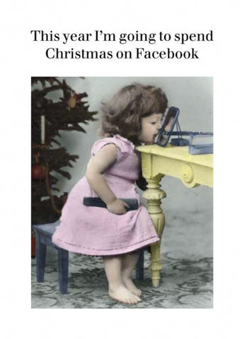 Christmas on Facebook
