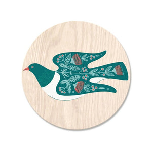 Folk Kereru Coaster