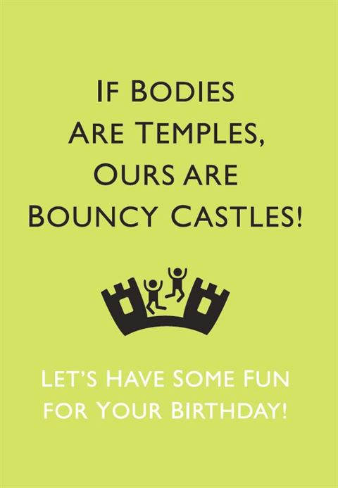 If Bodies Are Temples
