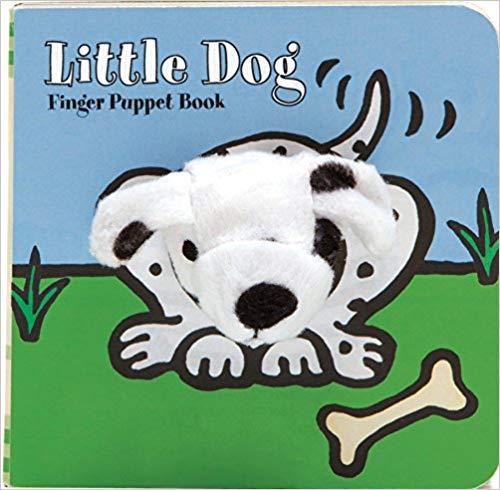 Little Dog Finger Puppet Book
