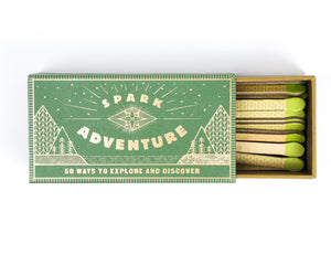 Spark Adventure: 50 Ways to Explore and Discover