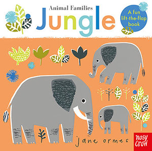 Animal Families: Jungle