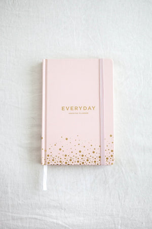 Everyday Undated Planner