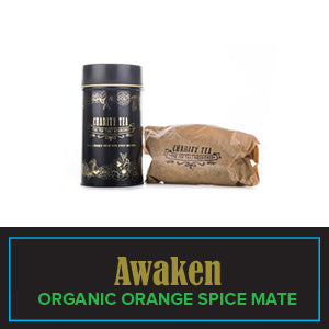 Awaken (Organic Orange Spice Mate)