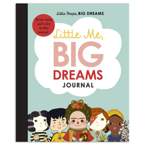 Little Me, Big Dreams Journal