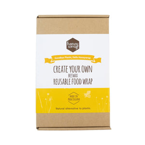 Create Your Own Reusable Food Wraps