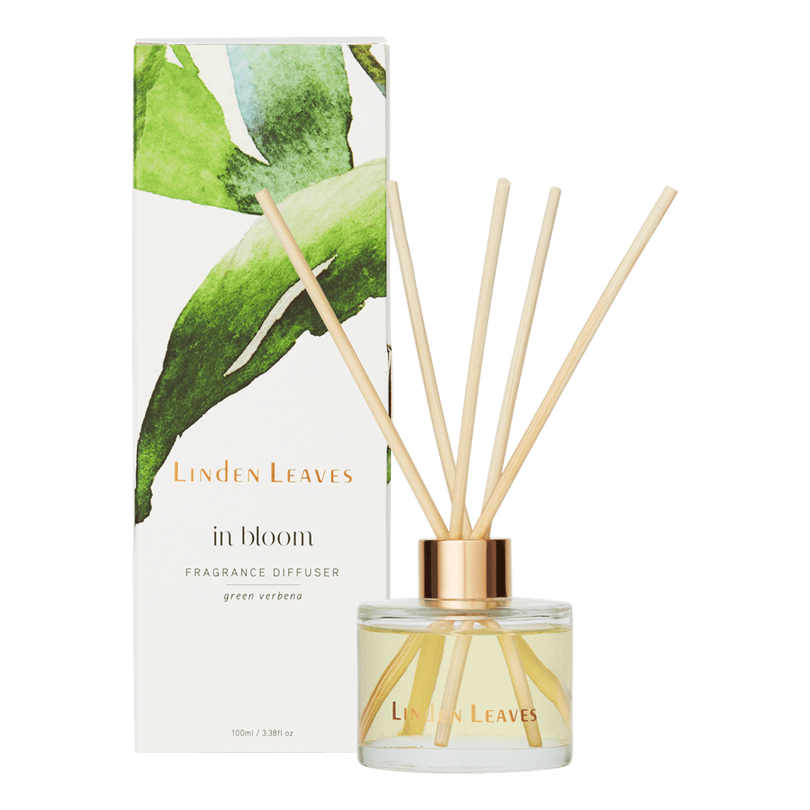 Linden Leaves In Bloom Diffusers