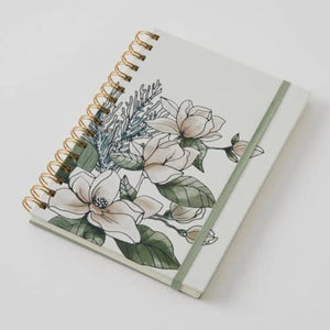 Sanctuary A5 Spiral Bound Journal