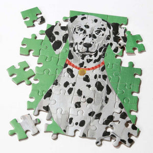 Dalmation Double-Sided Puzzle