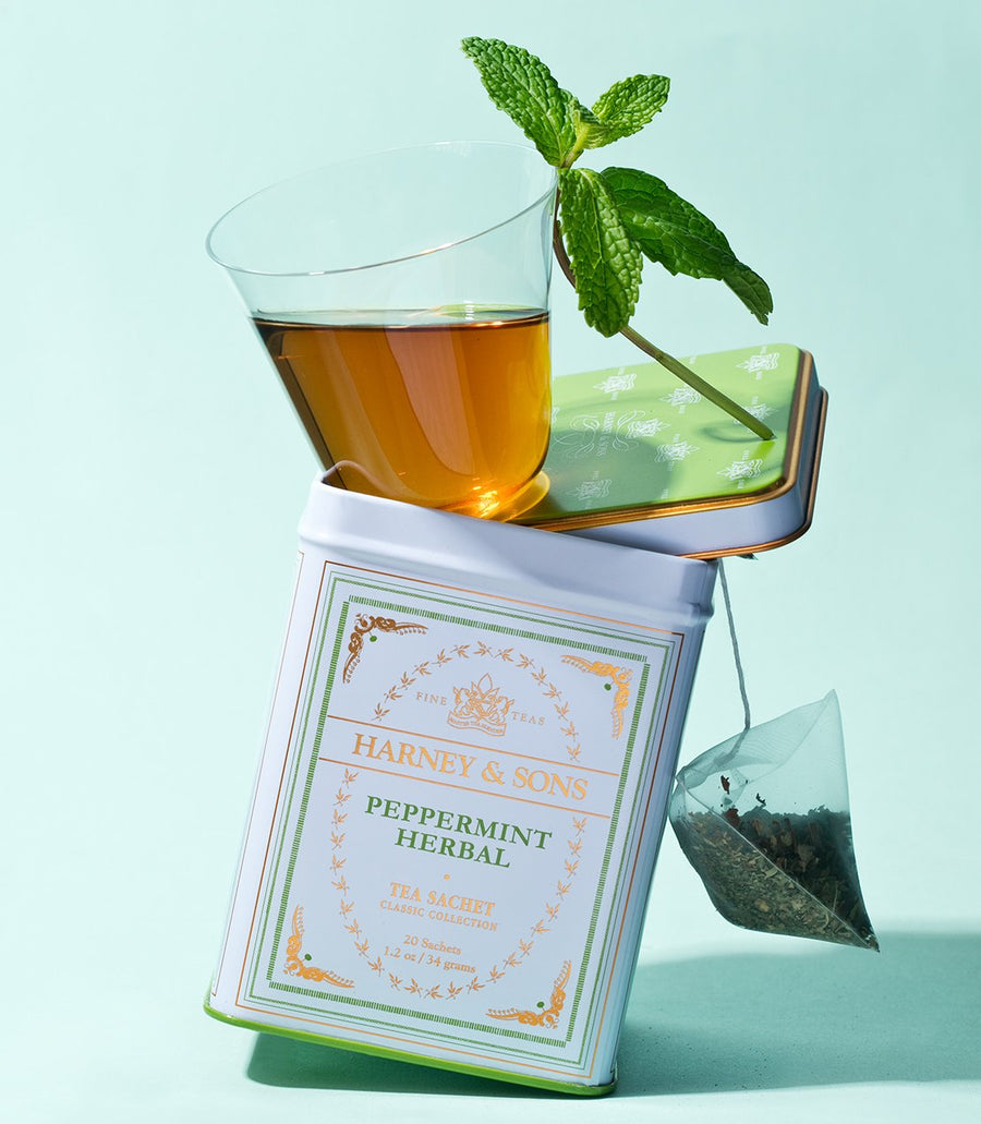 Classic Peppermint Herbal Tea