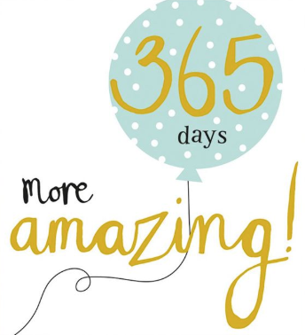 365 Days More Amazing