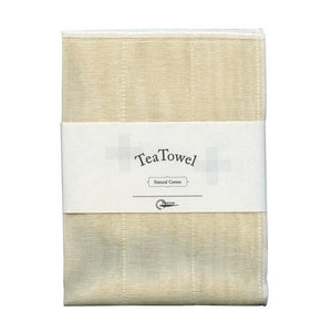 Natural Cotton Teatowel