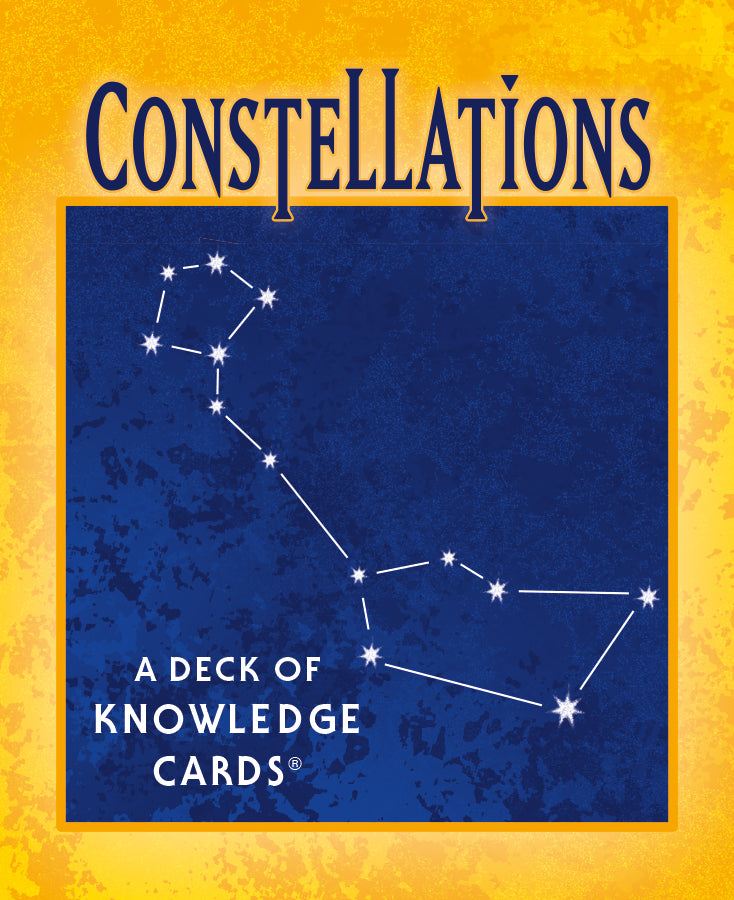Contellations - A Deck of Knowledge Cards
