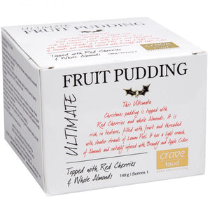 Ultimate Fruit Pudding