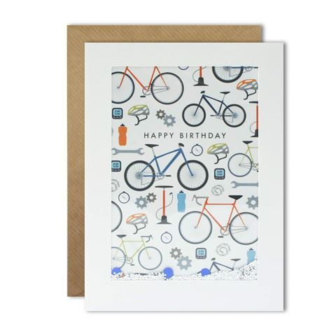 Happy Birthday (Cycling Theme)
