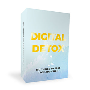 Digital Detox Cards: 100 Things To Beat Tech Addiction