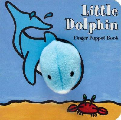 Little Dolphin Finger Puppet Book