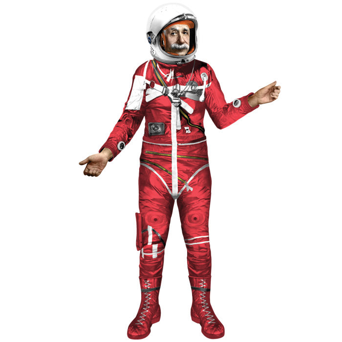 Einstein Magnetic Dress Up Set