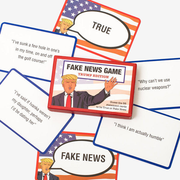 Fake News - Trump Edition