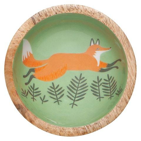 Fox Mini Bowl