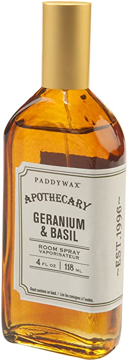 Geranium & Basil Room Spray