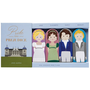 Sticky Note Tags - Pride and Prejudice