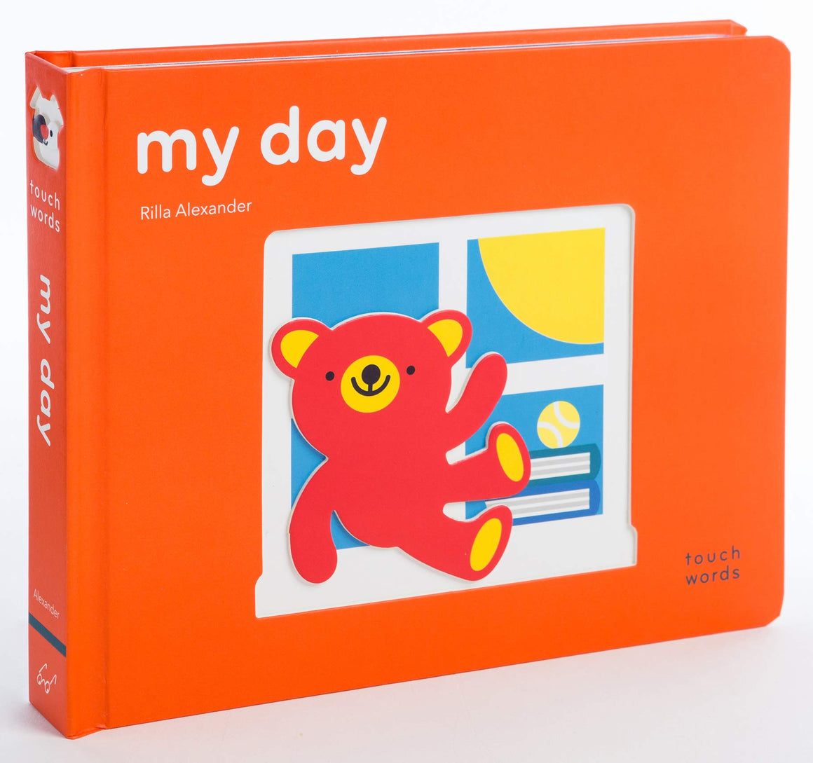 TouchWords: My Day (Interactive Board Book)