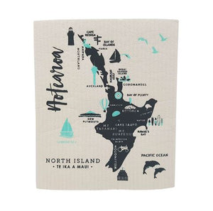 North Island Eco Dish Cloth
